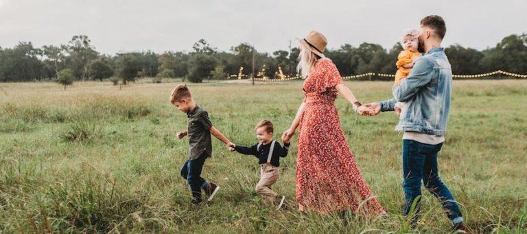 Happy Family – Urlaub mit Kindern