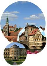 Ausflugsziele Collage