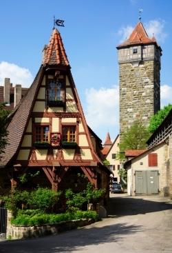 Ausflugziel Rothenburg ob der Tauber