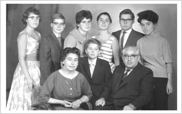 Familie Dr. Hans Späth